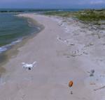Drone controlla coste Toscana (Foto CNR)